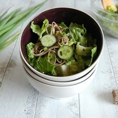 Easy Soba Salad
