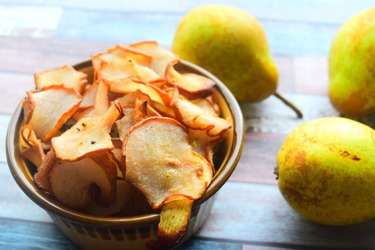 Pear Crisps