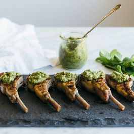 A8e230f4 b55d 459f 9abe 4744d3108925  rosemary grilled lamb chops with mint apple sauce 2 2