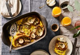 A Strata Is the Perfect Make-Ahead Holiday Breakfast