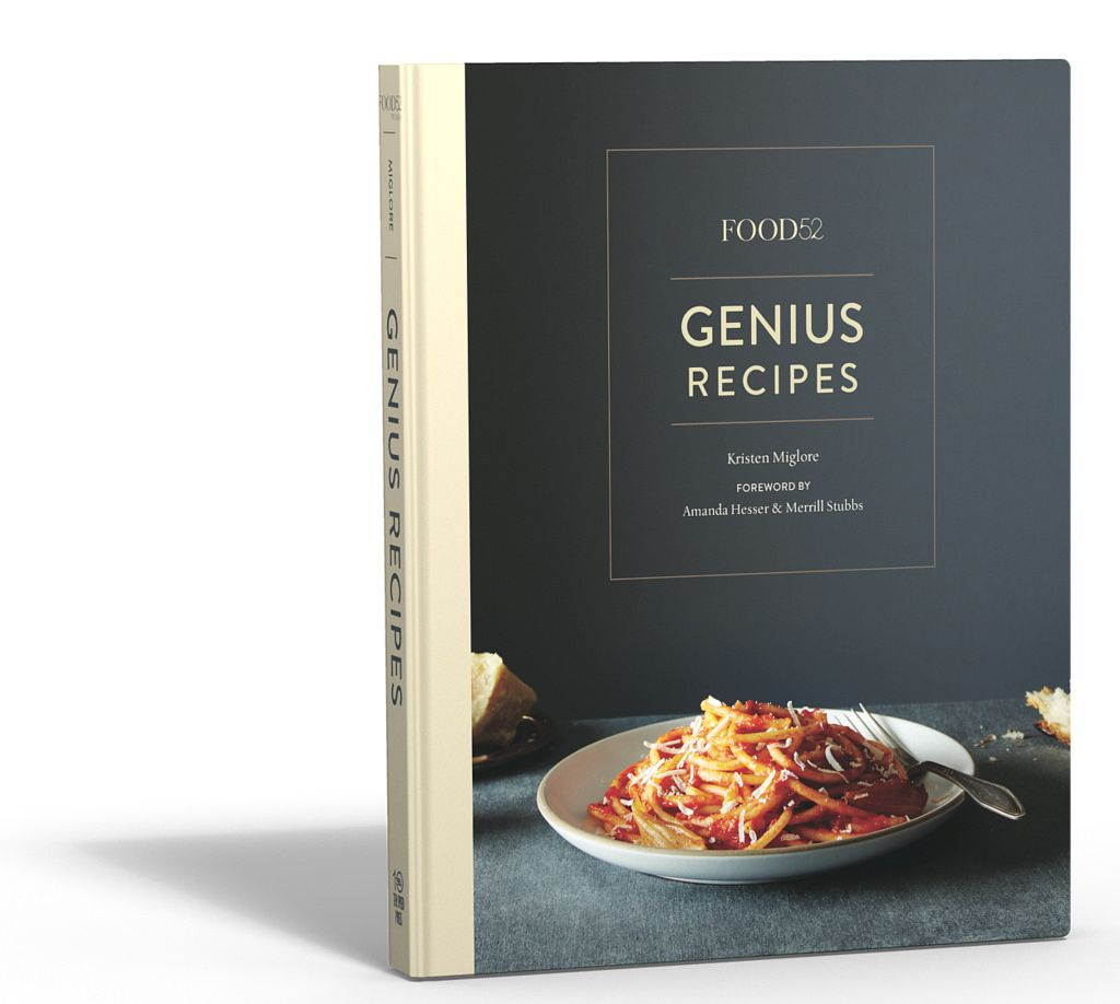 Modern Recipe Book Cover : Behind the scenes of genius recipes cookbook cover shoot
