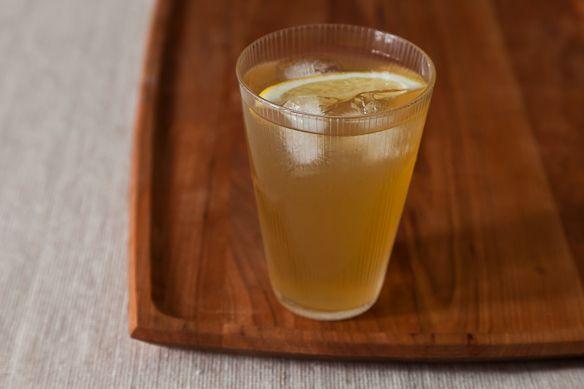 Gingered Lemon PUnch