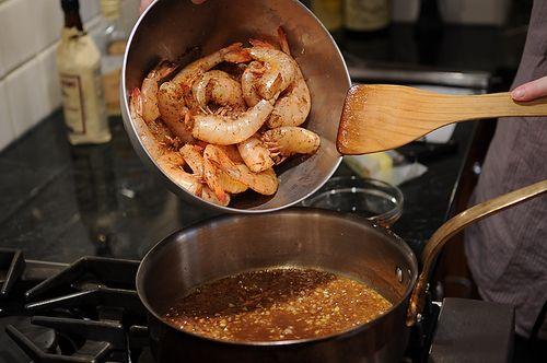 Flamin' Cajun Shrimp Recipe on Food52