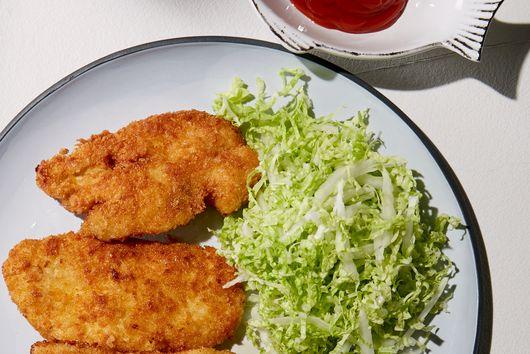 Sohui Kim's Chicken Cutlet à la Donkatsu