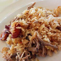 Jacinta's Duck Rice - Arroz de Pato da Jacinta
