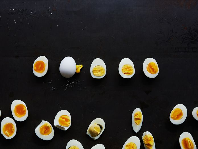 What Went Wrong? The Hard-Boiled Eggs Edition