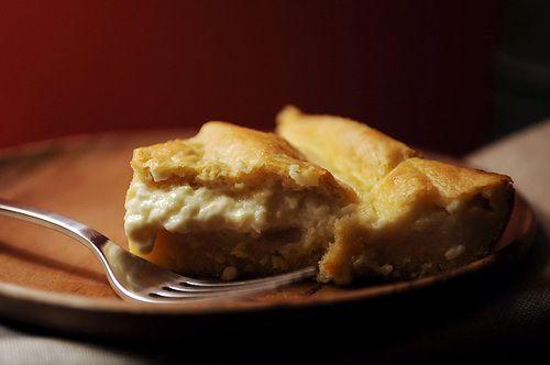 Warm Custard Spoon Bread