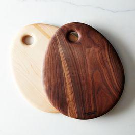 Wooden Oval Serving Platter