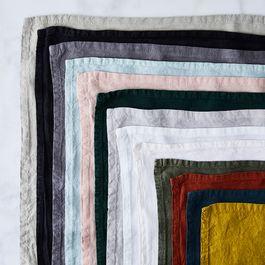 Stonewashed Linen Placemats (Set of 4)