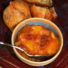 Quick Mango Chutney