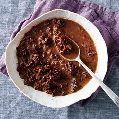Cocoa Coffee Granola & Creamy Cold Brew Bowls