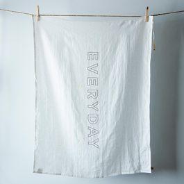 Everyday Bistro Linen Tea Towel