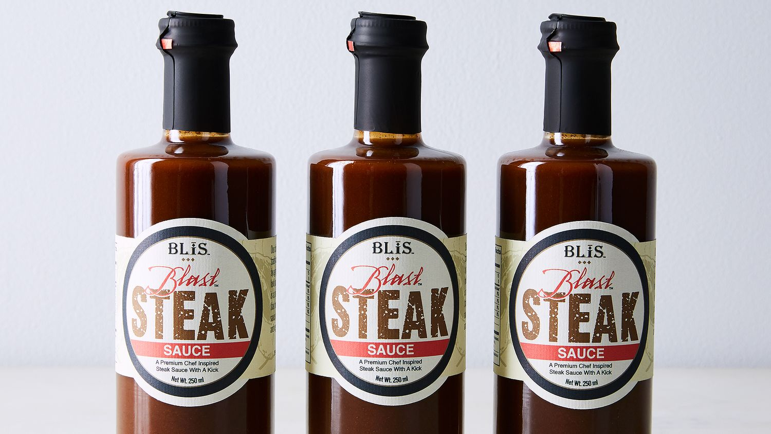 Blis Barrel Aged Steak Sauce 3 Pack On Food52