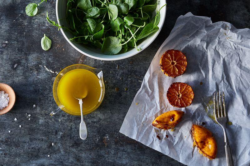 Caramelized Tangerine Vinaigrette