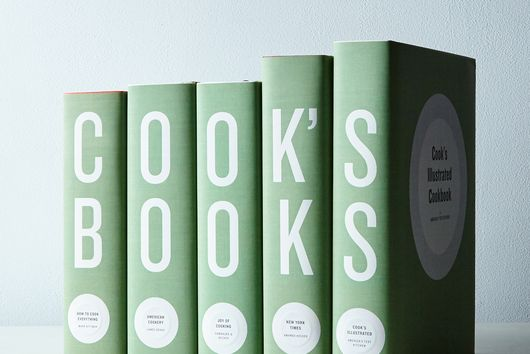 Iconic Cookbook Set