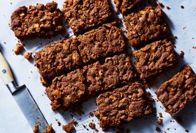 Call Them Apple Brownies or Apple Blondies or Neither; They're Awesome