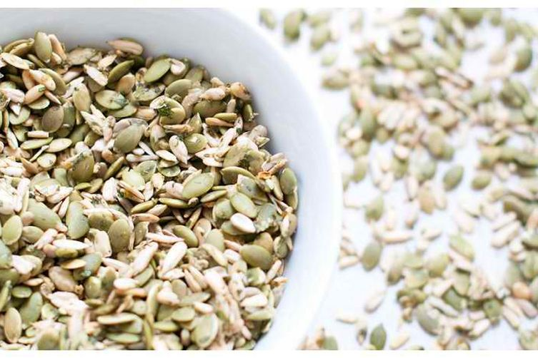 Raw Spicy Seed Mix