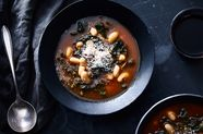 How is This Genius Minestrone-ish Soup So Good, So Fast?