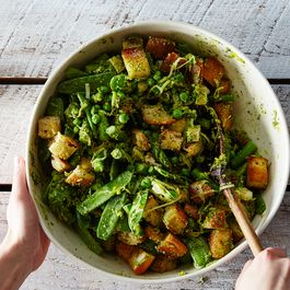 Comfort Food That's Disguised as Spring Salad