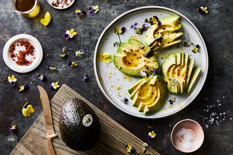 Make a rich, perfectly ripe California Avocado even tastier with a combo of lively spices and bright acidity.