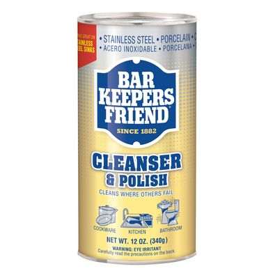 Bar Keepers Friend Cleanser & Polish