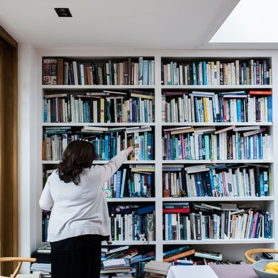 Diana Henry Owns 4,000 Cookbooks But Can't Stop Buying (& Writing) More