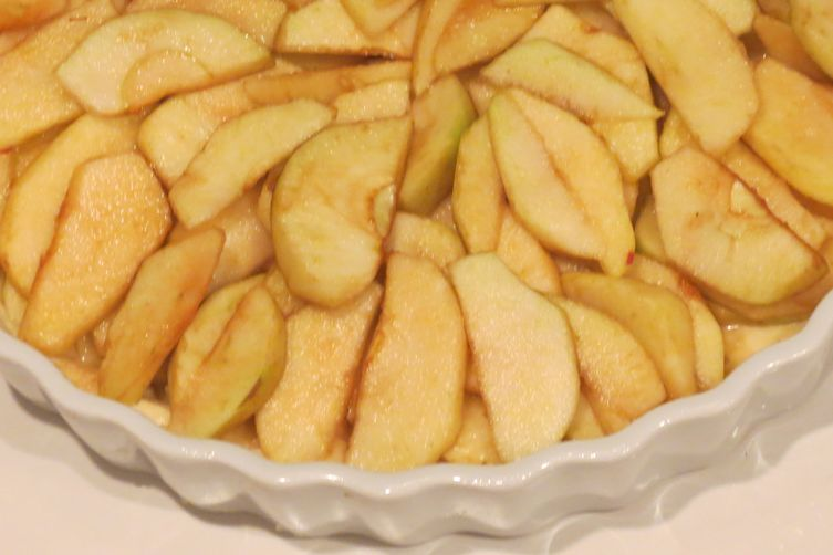 Torte di Mele (Apple Cake)