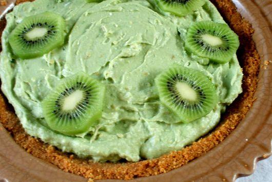 Avocado-Coconut Pie
