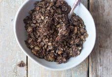 Coconut Dark Chocolate Granola