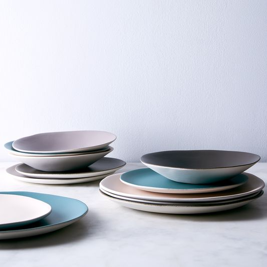 Handmade French Garden Dinnerware