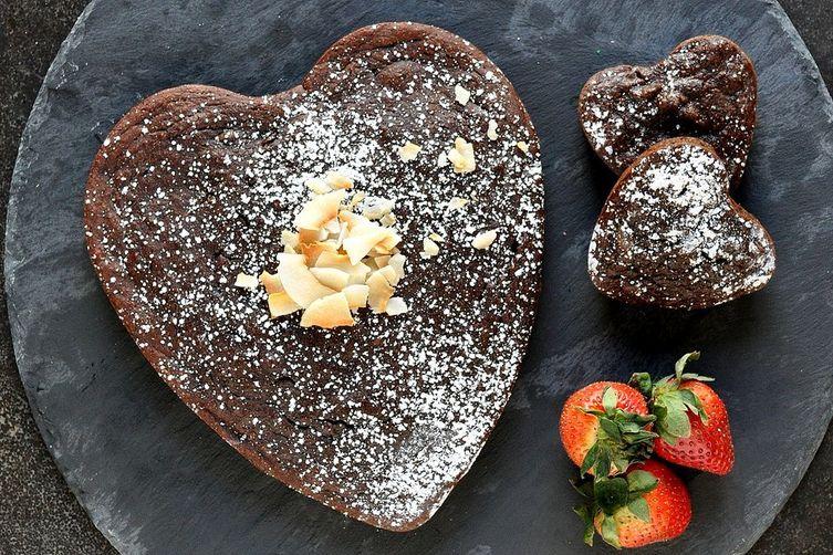 The Healthiest Chocolate Cake Ever