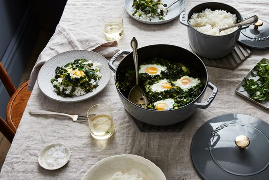 Ottolenghi's Foolproof Way to Make Fluffy Rice—& Other Simple, Time-Saving Dinners