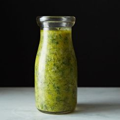 Homemade Green Goddess Dressing