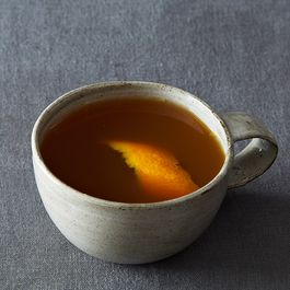 Boozy Mulled Cider: The Franklin Stove