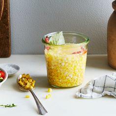 Pickled Corn