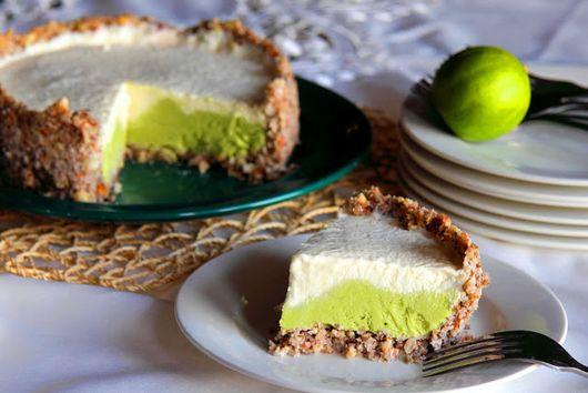 Lime, Avocado and Yoghurt Cake