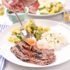 Hawaiian Flank Steak