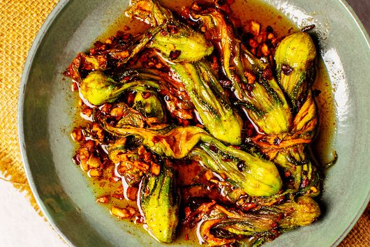Brown Butter Squash Blossoms
