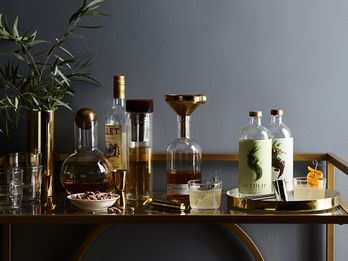 Dream of Warmer Months with These Vibrant Cocktails