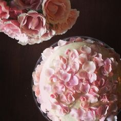 Rose Buttercream Frosting