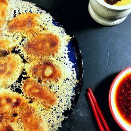 """""""Guotie"""" dumplings"""
