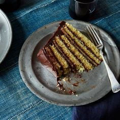 8-Layer Orange-Scented Smith Island Cake