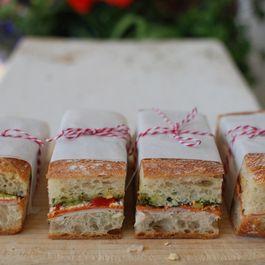 Sandwiches by MrsWenBen