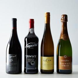 Thanksgiving Wine Flight: Grande Reserve Champagne, Gruner Veltliner, Grenache & Tawny Port