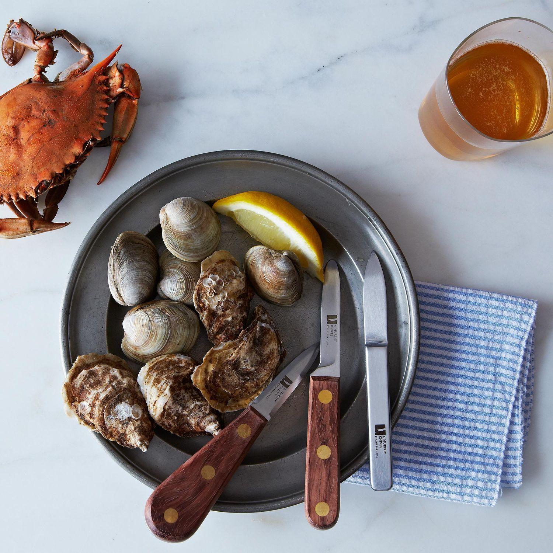 R Murphy Wellfleet Oyster Little Neck Clam And Crab