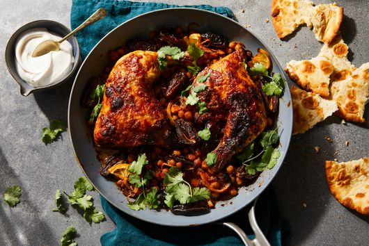 Speedy One-Skillet Chicken Dinners, Because We Could All Use a Win Right Now