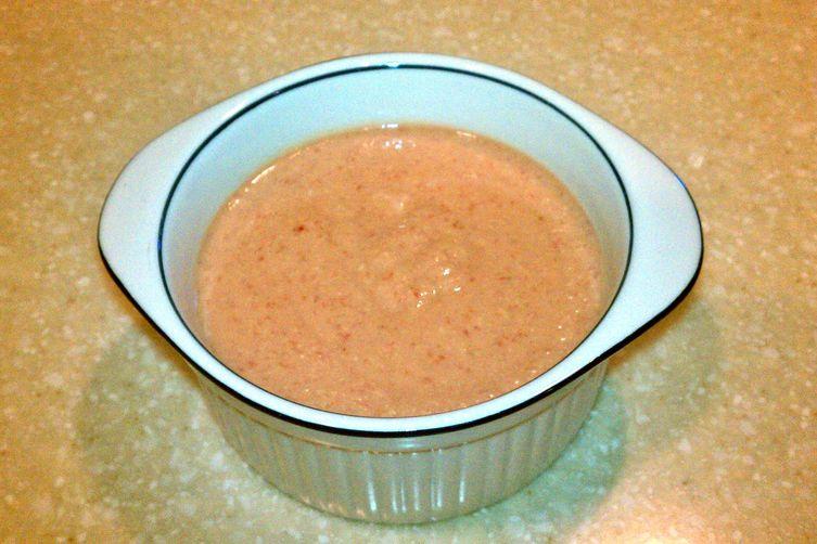 Raspberry Almond Pots de Crème