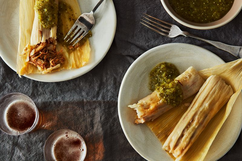how to make masa for tamales from scratch