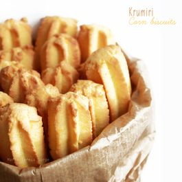Krumiri - A Royal Biscuit