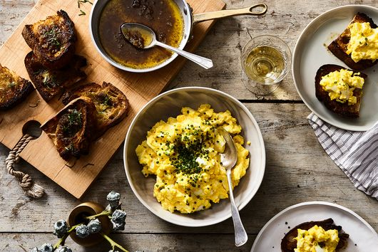 This Genius Egg Salad is a Love Letter to Eggs